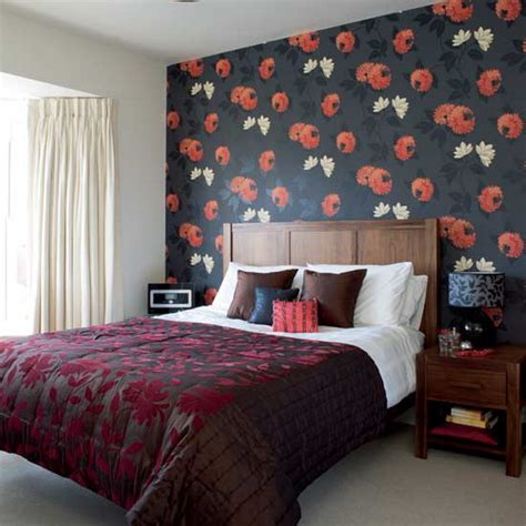 Bedroom Wallpaper Design Gallery by Bedroom Wallpaper Ideas Photo Collection Adorable Home