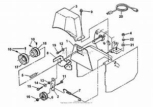 Snapper 10305e 30 U0026quot  10 Hp Two Stage Large Frame Snow Thrower Series 5 Parts Diagram For Engines