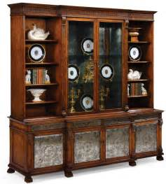 breakfront china cabinet plans cabinets matttroy