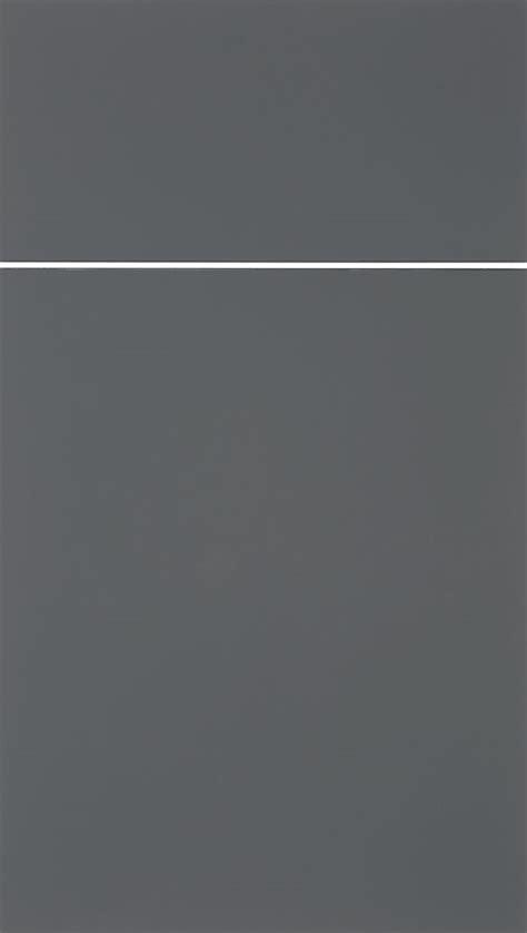 dark grey acrylic cabinet finish kitchen craft cabinetry
