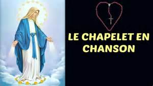Le En by Prier Le Chapelet En Chanson Youtube