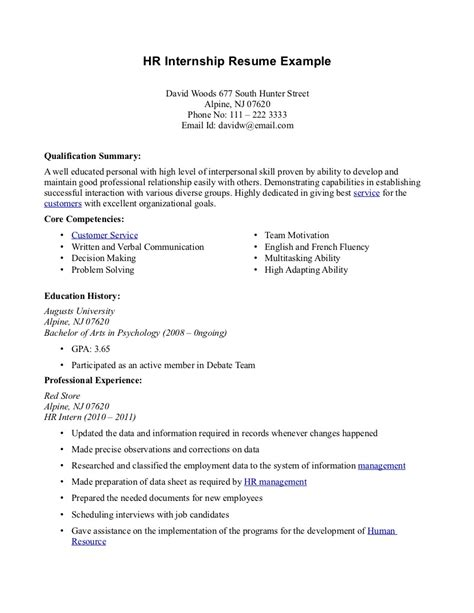 resume objective statement for engineering internship 28 perfect resume templates for internship students vntask com
