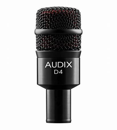 D4 Audix D2 Instrument Mic Web2020 S1