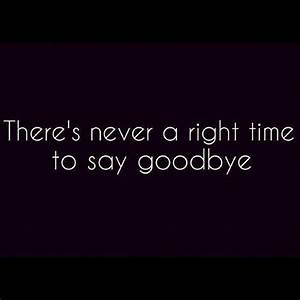 saying goodbye quotes in goodbye friendship quotes good ...