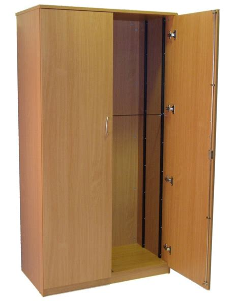 Storage Cupboard by Wooden Storage Cupboard Office Interiors Ltd