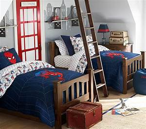 Brotherly, Love, How, To, Decorate, A, Bedroom, For, Two, Boys