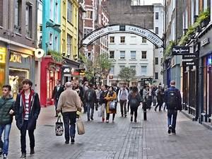 Carnaby Street London Shops Pubs Rock Roll