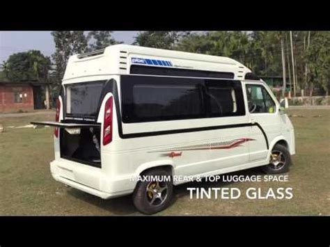 Tata Ace Modification by Tata Winger
