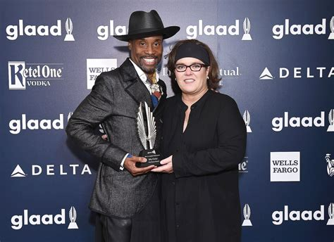 Billy Porter Glaad Media Awards Speech Calls For