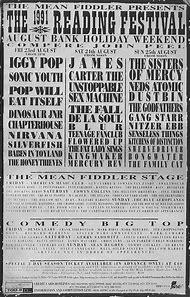 1991 Reading Festival Nirvana