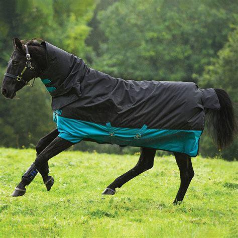 horseware turnout horze 200g mio rug fixed neck