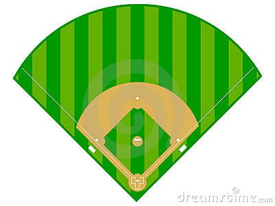 Baseball Field Clip Baseball Clip Cliparts