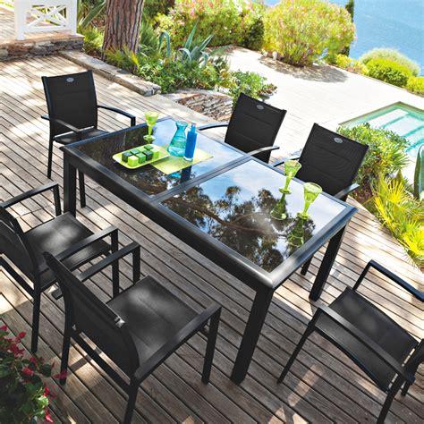 table cuisine verre trempé hespéride dévoile sa collection 2013 spéciale jardin à