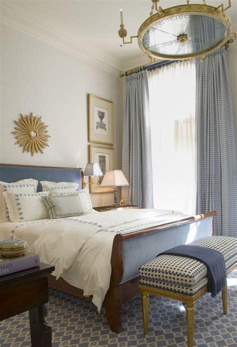 deluxe blue  gold bedroom designs