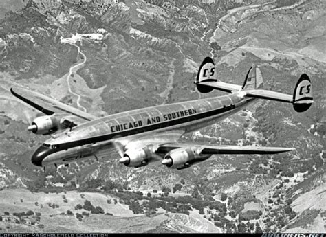 Lockheed L-649a Constellation