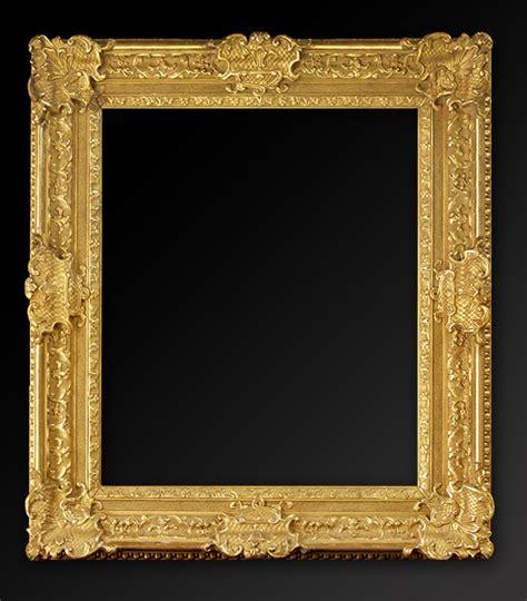 cadre dore pas cher cadre tableau dor 233 224 la feuille d or