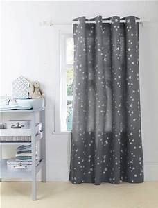 Kinderzimmer Blau Grau : sternenvorhang f rs kinderzimmer blau sterne grau sterne violett sterne die kleinsten ~ Sanjose-hotels-ca.com Haus und Dekorationen