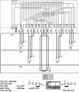 Abe7cpa02 - Sottobase Di Connessione Abe7