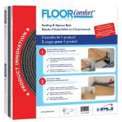 laminate floor spacers rona wood and laminate subfloors and underlay wood and