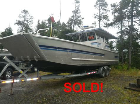 Aluminum Boat Kits Alaska by Alaska Boat Brokers Boat Details