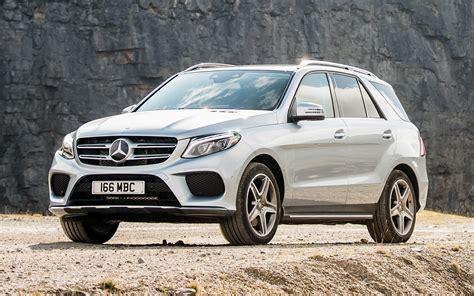 Mercedes Gle Class Backgrounds by Mercedes Gle Class In Hybrid Amg Line 2015 Uk