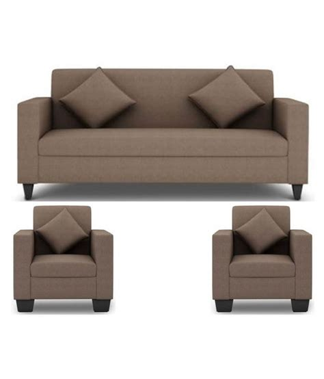 Flipkart Sofa Set by Westido Fabric 3 1 1 Sofa Set Available At Snapdeal For Rs
