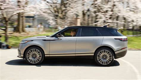 land rover 2018 2018 range rover velar gets 300 hp 2 0l turbo the torque