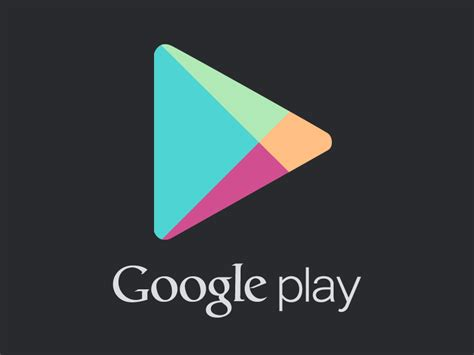 Google Play Vector (.ai & .psd Included) By Nick