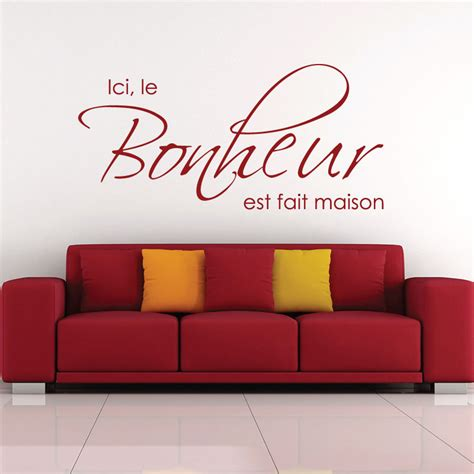 maison du monde mobilier 13 stickers muraux citations