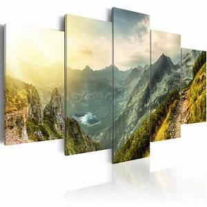 Bilder Natur Leinwand : leinwand bilder xxl fertig aufgespannt bild natur gebirge c b 0037 b m ebay ~ Markanthonyermac.com Haus und Dekorationen