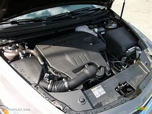 2012 Chevrolet Malibu Lt 2 4 Liter Dohc 16
