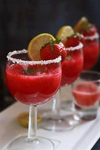Non Alcoholic Strawberry Punch | Recipe | Strawberry punch ...