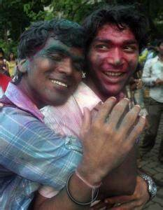 Decriminalizing gay sex in India « Silent Whispers