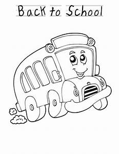 Back to School Coloring Pages - Bestofcoloring.com