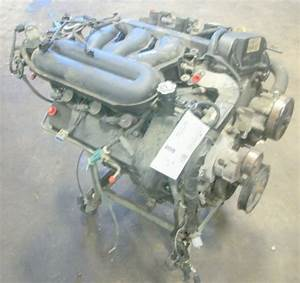 Engine 00 Ford Taurus 3 0l Vin S 8th Digit Dohc Duratec