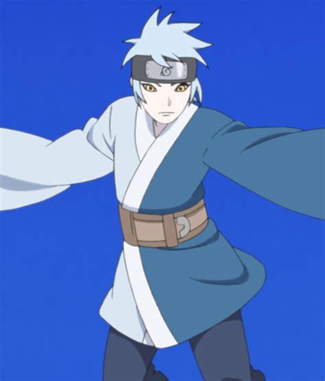 Mitsuki From Boruto Naruto The Movie