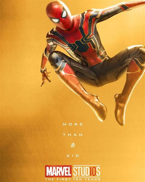 These 10 year anniversary posters Marvel released are ...