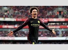 Leroy Sane Man City Midfielder Profiles Manchester City FC