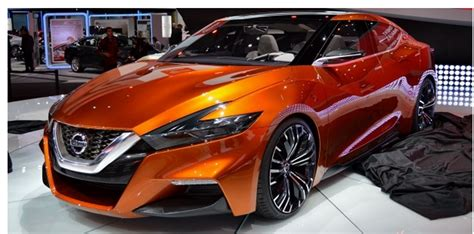 nissan maxima concept release date  review