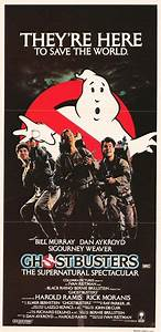 Ghostbusters (1984) Poster #1 - Trailer Addict
