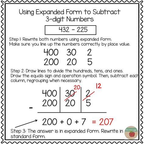 25+ Best Ideas About Expanded Form On Pinterest  Place Value Worksheets, Place Value Chart And