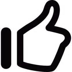 Thumbs Up Icon Free