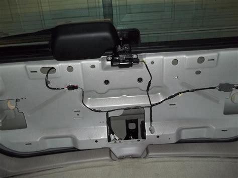 ford escape rear hatch wont open  complaints