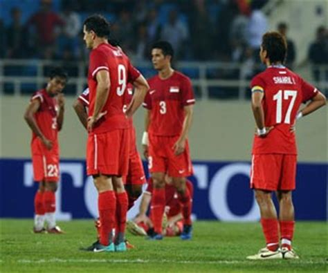 Letters may 8th 2021 edition. FAS disband Singapore (Lions) football team - SoccerPunter.com