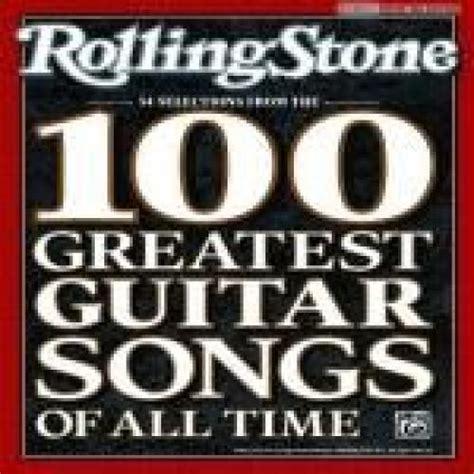 guitar playlists greatest rolling songs stone spotify playlist