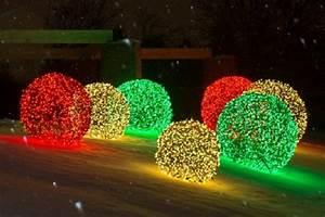 Decoration Noel Fabriquer Pour Exterieur Visuel 1