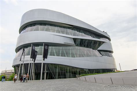 mercedes benz museum visit at the mercedes benz museum in stuttgart swiss nomads