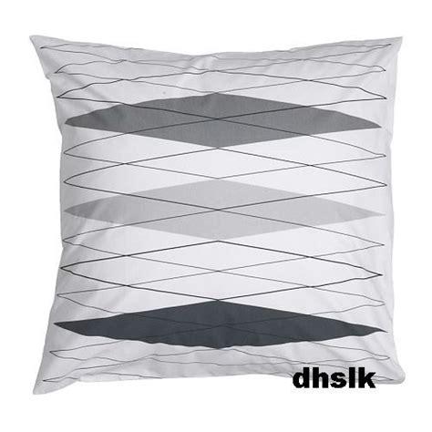 ikea black and white pillow ikea kilan black white pillow sham cushion cover