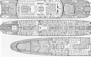cabin layout plans ms stockholm 1948 photo page