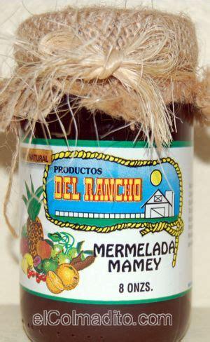 mermelada de mamey productos tipicos de puerto rico